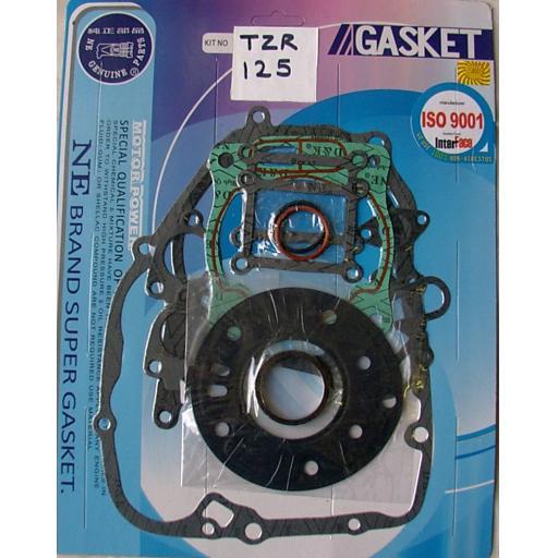 Yamaha TZR125 Full Gasket Set