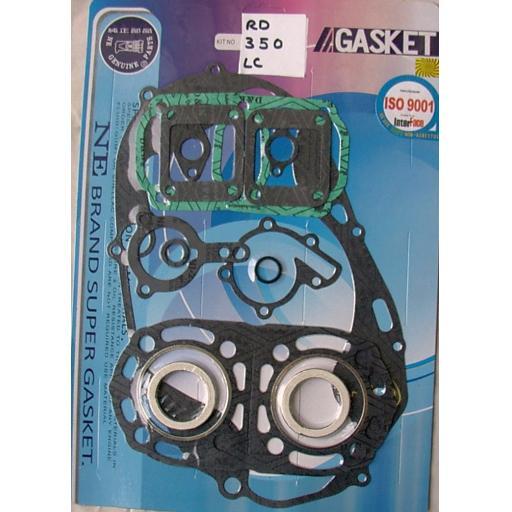 Yamaha RD350LC Full Gasket Set